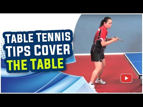 Table Tennis Tips and Techniques featuring Gao Jun Image 1