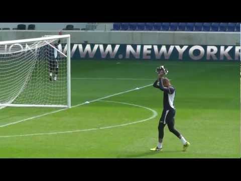 NY Spurs welcome Heurelho Gomes