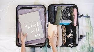 How I Pack a Carry On + Packing Tips