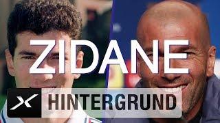 Zinedine Zidane: Der ultimative Winner | Real Madrid