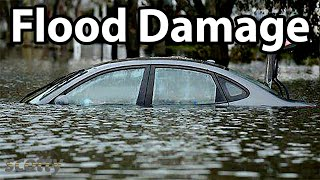 How To Check A Used Car For Flood Damage