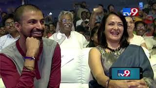 Nagarjuna teases Suma at DevaDas Audio Launch