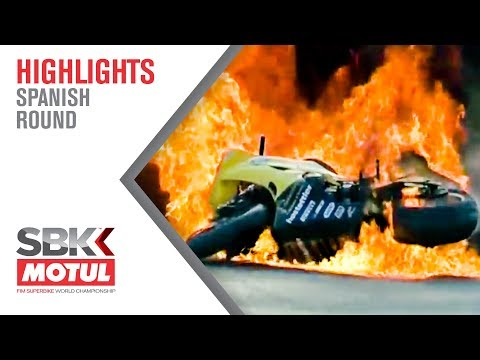 SBK 2008 - Playing with fire in Valencia
