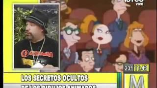 salfate verdad oculta en algunos dibujos animados 2011