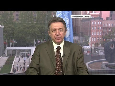 The Heat speaks with Yuriy Sergeyev, Ukraine Ambassador to the United Nations
