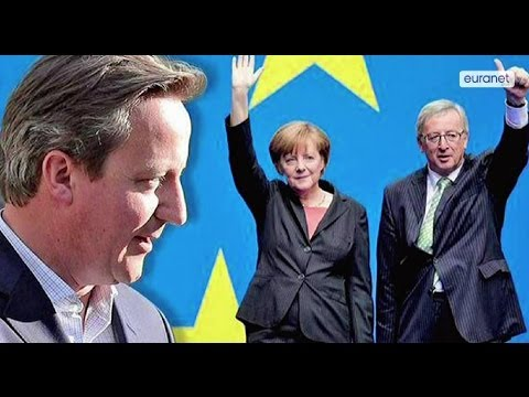 EUphoria: Awkward meetings, Juncker bashing and the most dangerous man in Europe