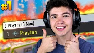 STARTING FROM LEVEL 1...   Preston to Commander #1 (Black Ops 3)