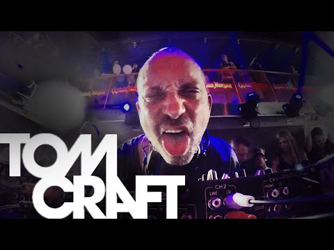 Tomcraft @ Forsage club 6.12.2014 [ Radio Intense ]
