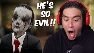 I'VE SEEN SOME BAD KIDS, BUT THIS KID'S BAD TO THE BONE | Evil Kid (Mobile Horror Game)