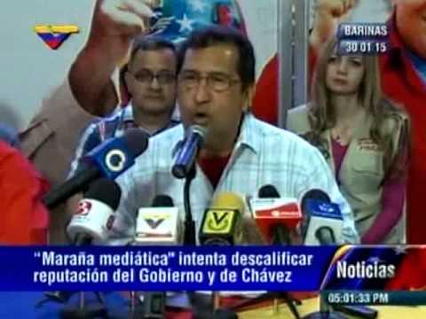 Adán Chávez sobre acusaciones de muerte de Chávez