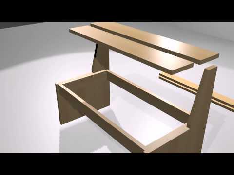 Steigerhouten meubelen zelf maken gamma