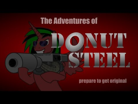The Adventures of Donut Steel