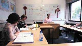 Learn Chinese at the Language Centre, SOAS, University of London