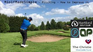 Golf -  How to Improve your Pitching, with Confidence!!