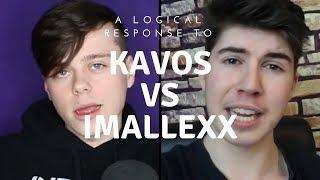 A Logical Look at Kavos: ImAllexx: Lies, Deception, Manipulation