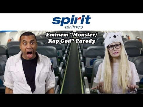 Spirit Airlines Song (Eminem