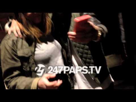 Justin Bieber brings fans inside his Hotel Garage in NYC 02-01-14