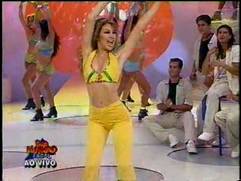 Thalia - Piel Morena (Domingo Legal)