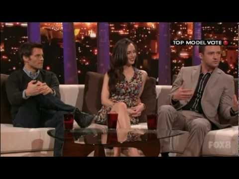 Rove LA 1x06 Justin Timberlake, Eliza Dushku and James Marsden 1/5