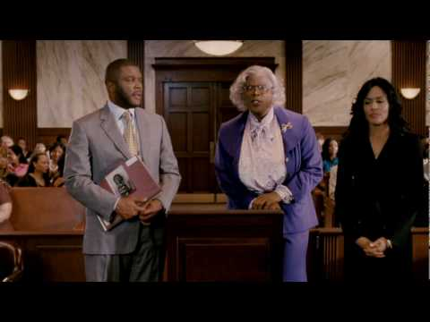 Tyler Perry's Madea Goes To Jail - 3. living For The Lord video
