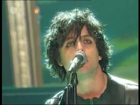Green Day - Wake Me Up When September Ends live Wetten Dass...