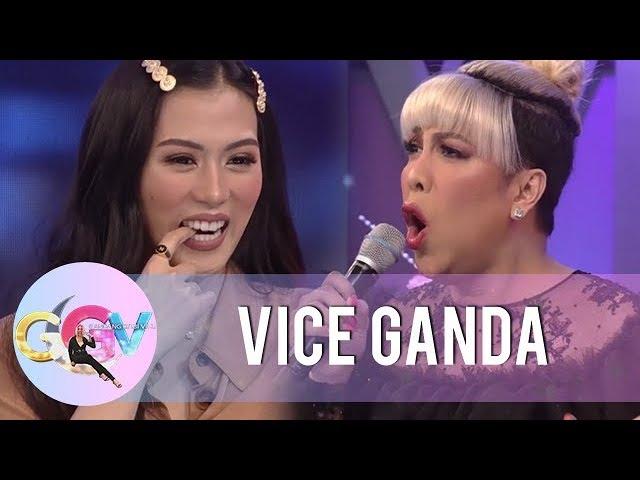 Vice Ganda narrates how he learned about Alex Gonzaga's secret | GGV