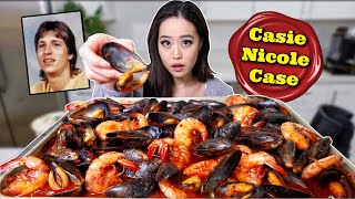 KOREAN SEAFOOD BOIL (MUSSELS + SHRIMP) in Spicy Seafood Sauce! MUKBANG | Eating Show