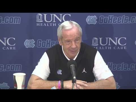 UNC Men's Basketball: Roy Williams PC Recap - Florida State