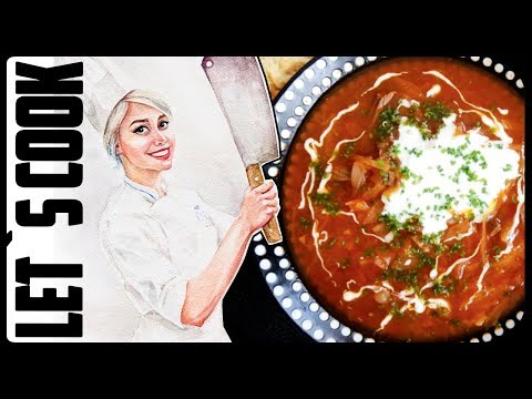 ✿ LET`S COOK ✿ Мой БОРЩ ♥