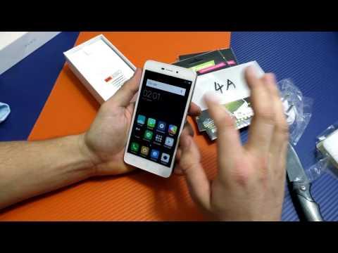 Посылка с Xiaomi Redmi 4A - провал Xiaomi или бюджетный хит?