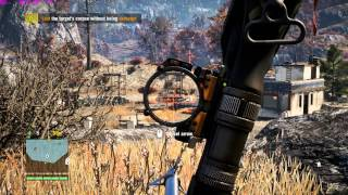 Far Cry 4 - Recurve Bow Assassination