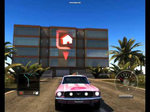 Meus carros Tunado no Test Drive Unlimited 2