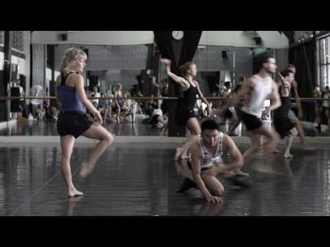 Sharing Spaces: Inside the dancers' studio - Ep3. In good company (Sydney Dance Company)