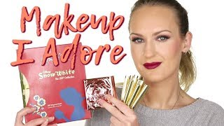 Makeup Products I Treasure