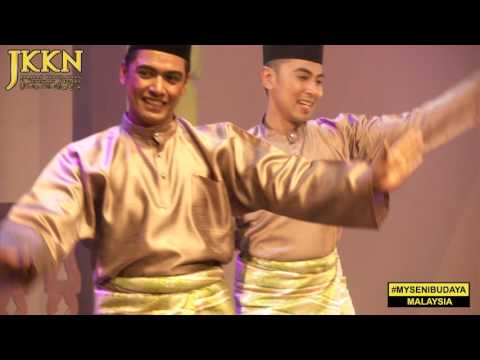 Tarian Canggung UKM (PST JKKN 2016)
