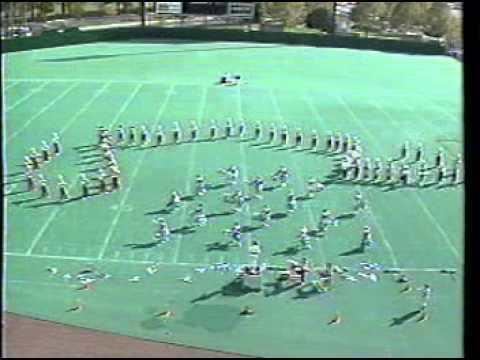 1990 Tippecanoe High School Marching Band Ohio State Competition
