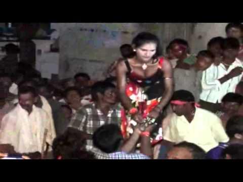 Andhra Visakhapatnam Village Desi Stage Hot Recording Dance.3 3 video