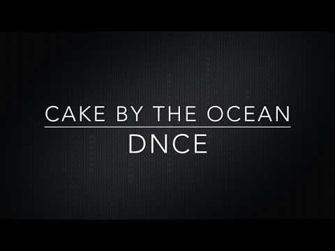 Cake By the Ocean lyrics.