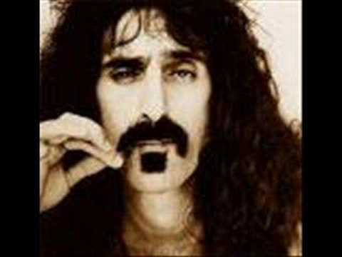 Frank Zappa - The Central Scrutinizer