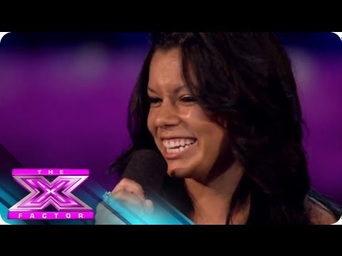 Jazzlyn Little - Audition 1 - THE X FACTOR 2011