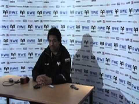 Filo Tiatia previews Cardiff Blues LV= Cup game - Filo Tiatia previews Cardiff Blues LV= Cup game