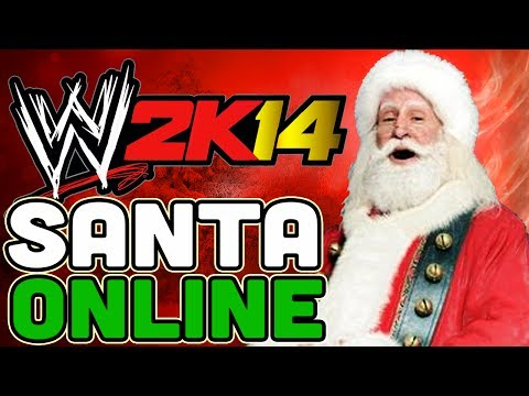 WWE 2K14 Christmas Special: Santa Claus Online - LIVE STREAM