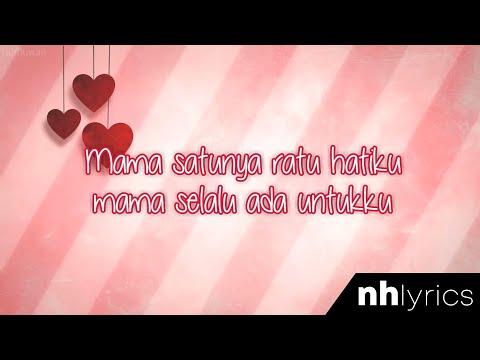 Aziz Harun ft. Elizabeth Tan - Mama (Lirik Video) (HD)