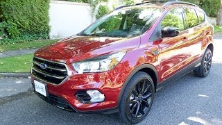 Ford Escape Review--THE BEST SELLING CROSSOVER