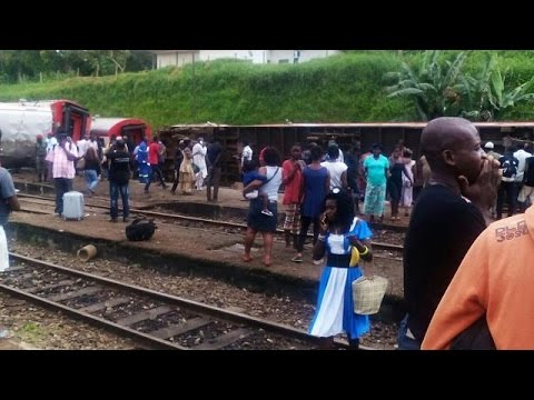 Cameroon Mourns Victims Of Train Accident: At Least 75 Dead, Over 600 Injured