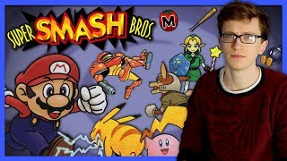 Super Smash Bros. (N64) | Smash Hit - Scott The Woz