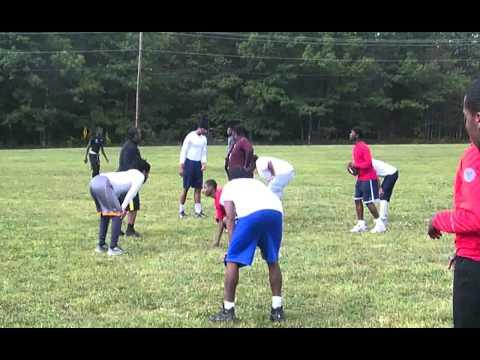 Garrett College Returners vs Freshman Game Pt 2