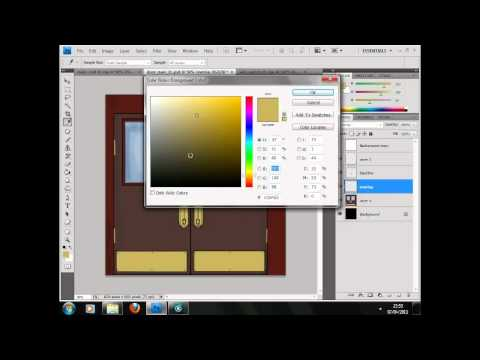 3ds Max Tutorial: Create a Game Environment Part 32
