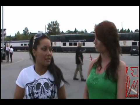 BCMMAA.COM with Olesha Karringten PRE FIGHT INTERVIEW Battlefield Fight League