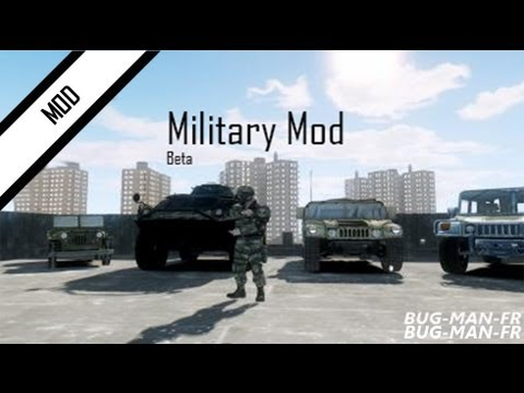 [HD] GTA IV - Gameplay Military Mod